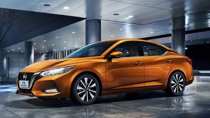 Новый Nissan Sylphy сравнялся с GT-R
