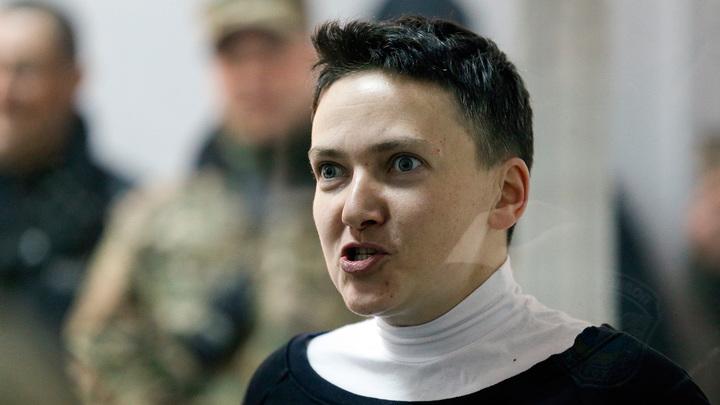 """Савченко предрекла Украине """"не один раскол"""""""