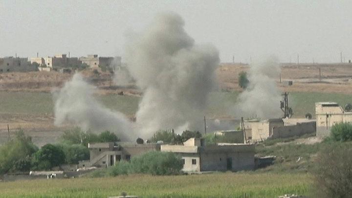 В Сирии при атаке больницы убиты тринадцать человек