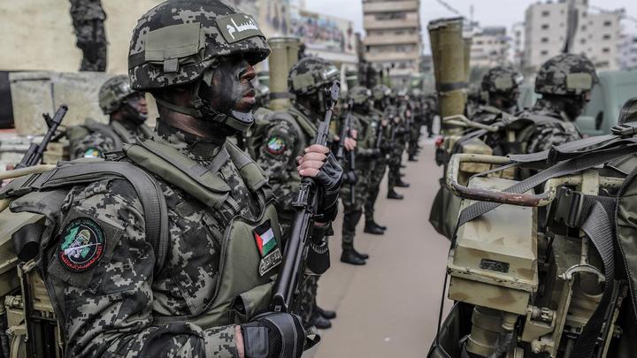 Группировка ХАМАС готова к прекращению огня в секторе Газа