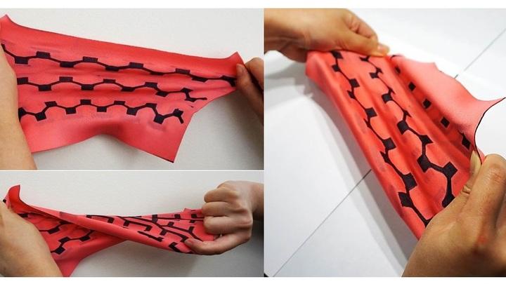 """Новая """"микробная батарея"""" из ткани будет заряжаться от человеческого пота"""