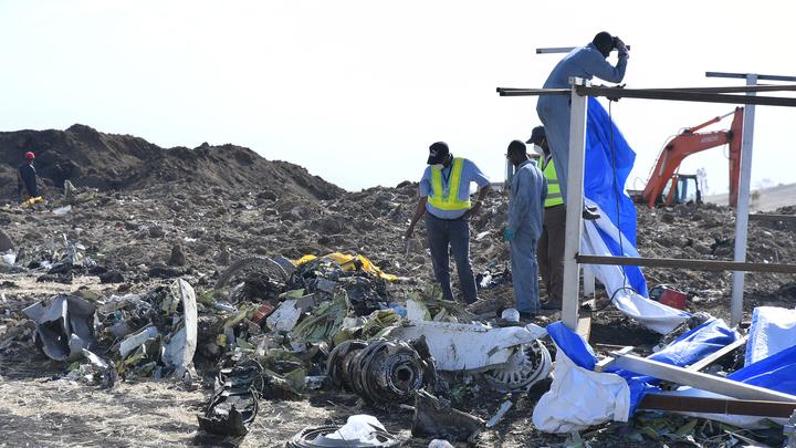 В Конгрессе США определили виновных в катастрофах Boeing 737 MAX