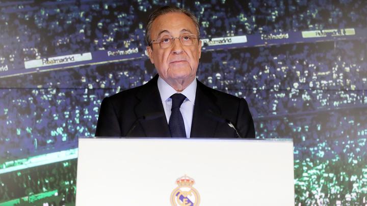 """УЕФА может дисквалифицировать """"Реал"""", если Перес останется на посту президента"""