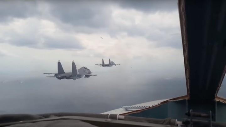 В Крыму начинаются учения войск ЮВО и ВДВ России