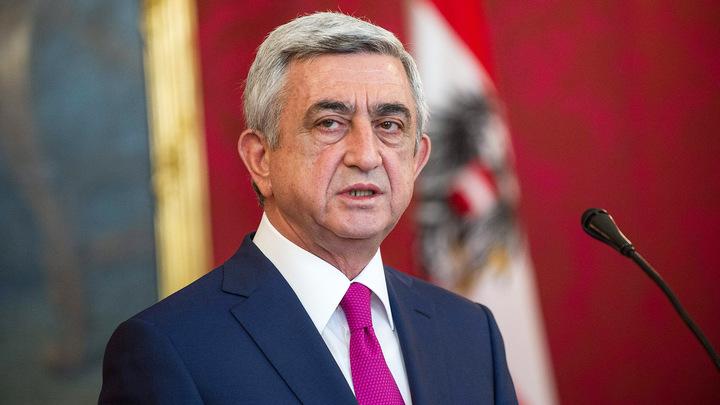"""""""Честь имею"""": новый блок в Армении"""