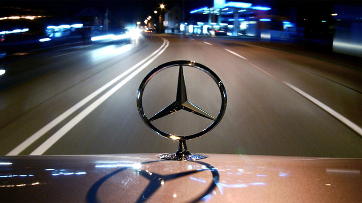 Липчанин помял Mercedes-Benz ради автостраховки
