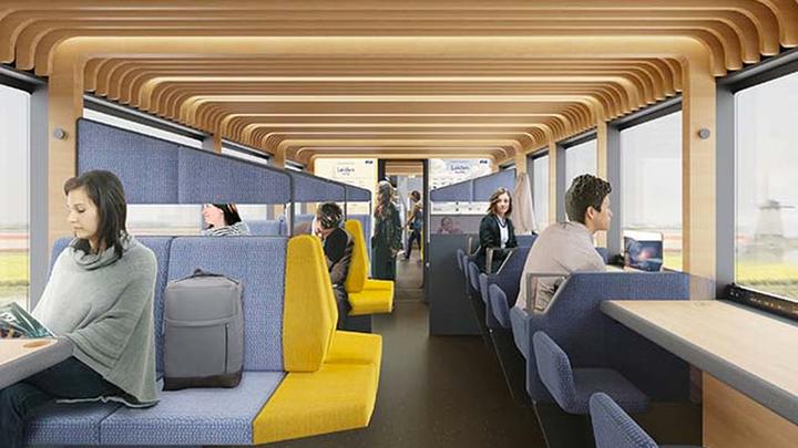 В Нидерландах парализовано движение поездов из-за технических неполадок