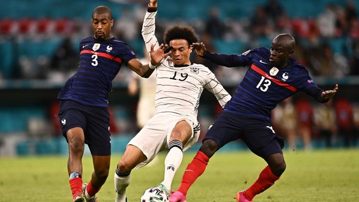 """Евро-2020. Франция – Германия – 1:0. Матч группы """"F"""""""