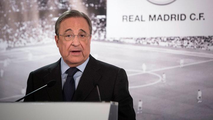 Президент Суперлиги Перес: мы выведем футбол на достойное место в мире