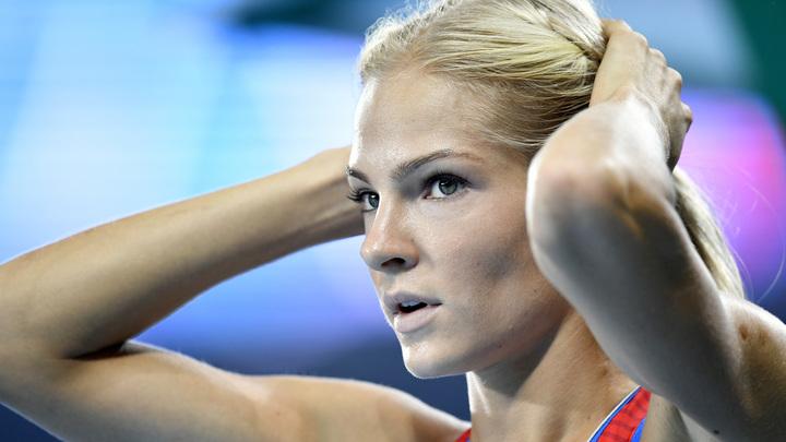 Клишина получила травму и не смогла выйти в финал Олимпиады