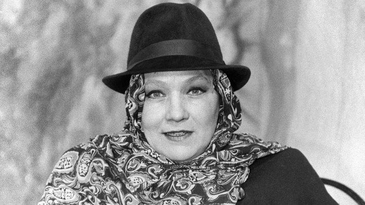 Нине Руслановой – 75: самые яркие и известные роли актрисы