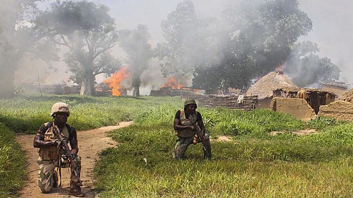 """Жертвами нападения боевиков """"Боко Харам"""" стали 10 военных"""