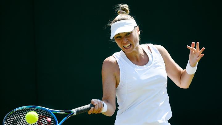 Звонарева пробилась во второй круг WTA-турнира в Риме