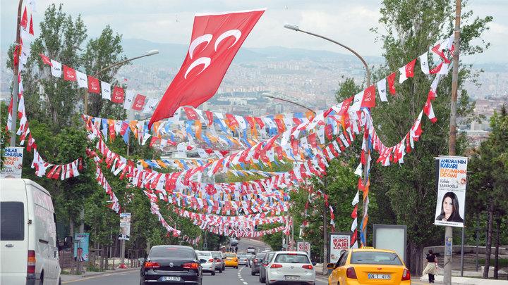 Москва назвала неприемлемым заявление Анкары
