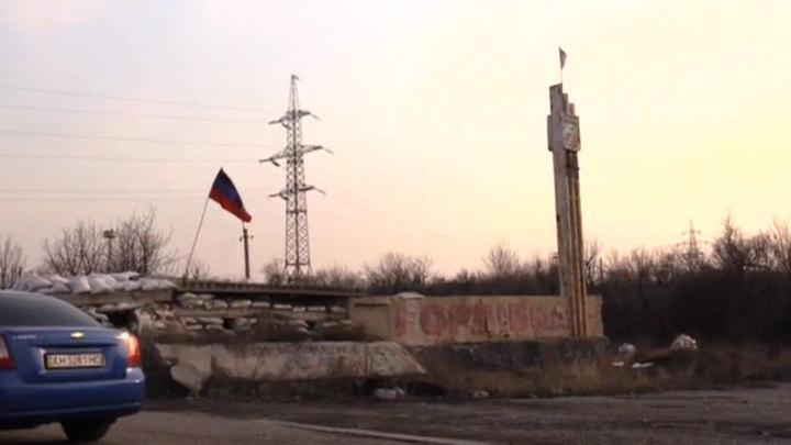 В Горловке совершено покушение на одного из командиров ДНР