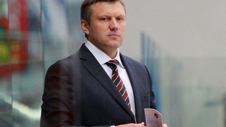 """В нижнекамском """"Нефтехемике"""" будет новый тренер"""