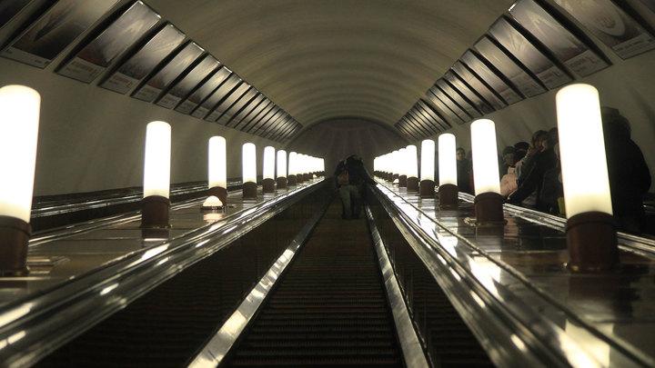 В московском метро появится самый длинный эскалатор