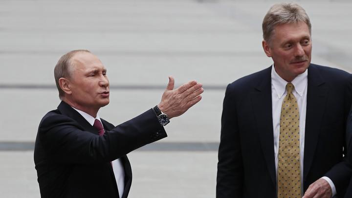 Песков объяснил, почему Путин терпеливо повторяет по 100 раз