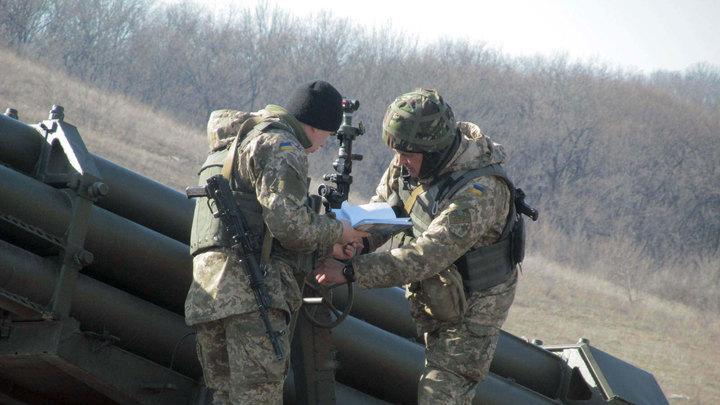 """Генерал ВСУ объяснил """"меткую"""" стрельбу украинских артиллеристов"""