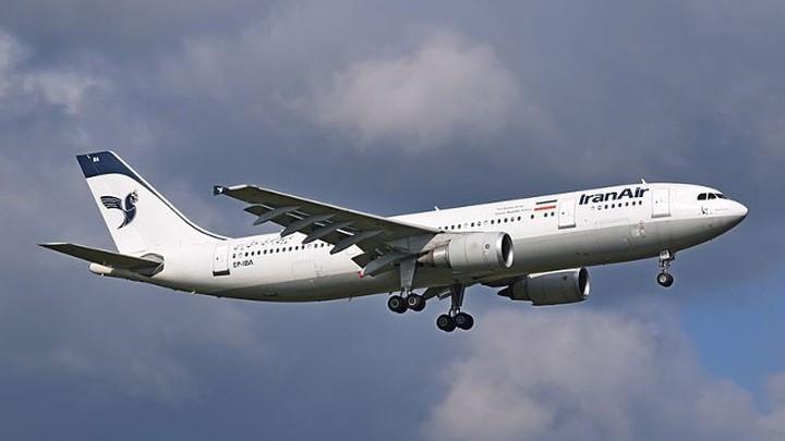 В Иране предотвратили угон пассажирского самолёта авиакомпании Iran Air