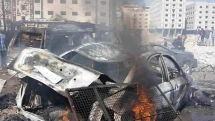 Подрыв машины в Африне: пятеро убитых и 13 раненых