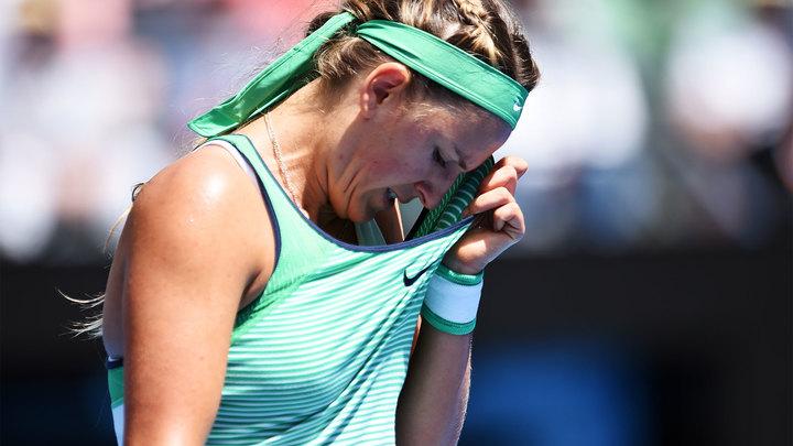 Азаренко проиграла Бадосе финал Masters в Индиан-Уэллсе