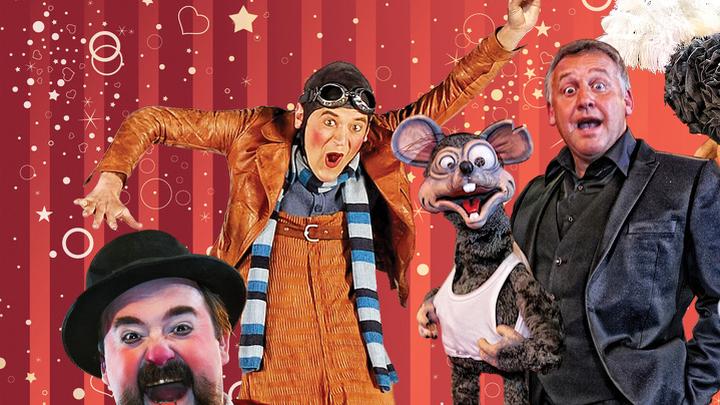 Екатеринбург встречает Пятый Всемирный фестиваль клоунов