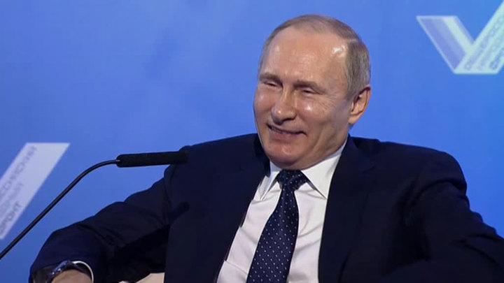 Самоирония на высшем уровне: яркие шутки Владимира Путина