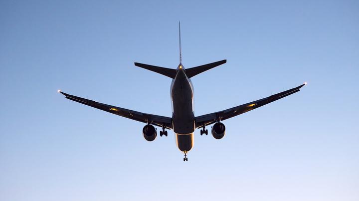 Трансконтинентальный лайнер сел в Москве, не долетев до Мадрида
