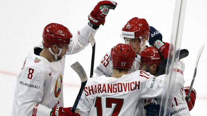 Сборная Белоруссии выступит на чемпионате мира, несмотря на решение IIHF