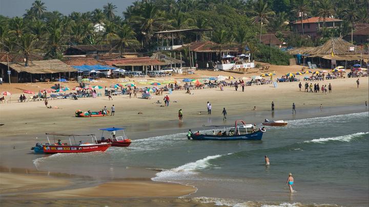 Индия откроется для иностранных туристов