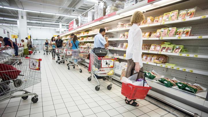 """""""Ашан"""" существенно сократил число супермаркетов в России"""