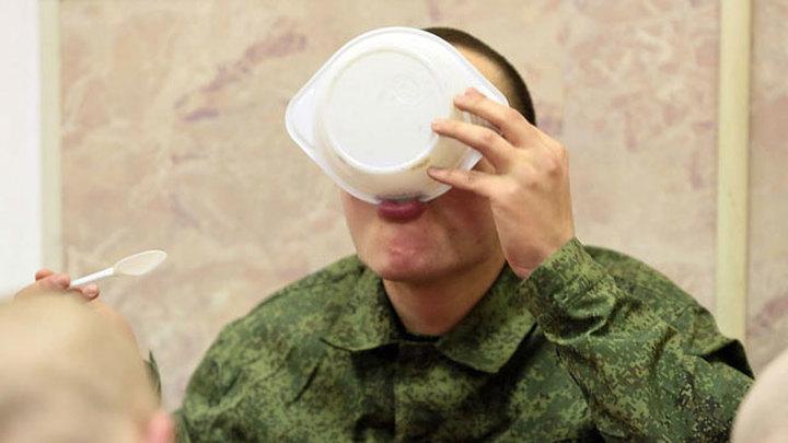 Мошенники украли из солдатской столовой продовольствия на 20 миллионов