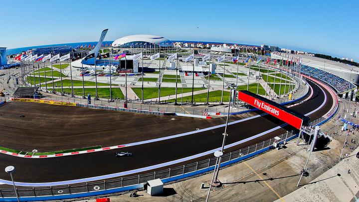 Формула-1. Гран-при России в 2016 году пройдет 1 мая