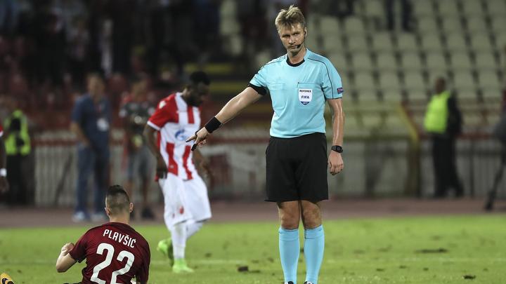 УЕФА отстранил Сергея Лапочкина от судейства