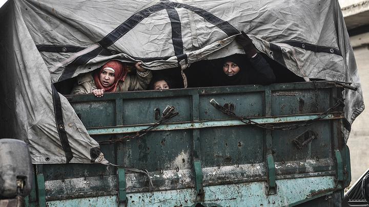 Минобороны: боевики готовят провокацию в Сирии