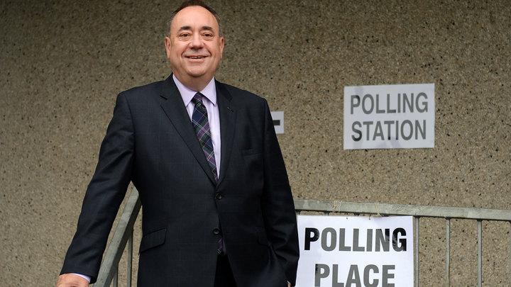 Главный борец за независимость Шотландии подал в отставку