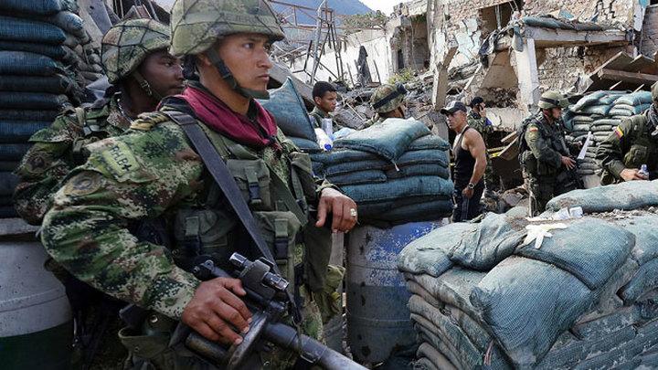 Россия может рассмотреть посылку войск в Центральную Африку