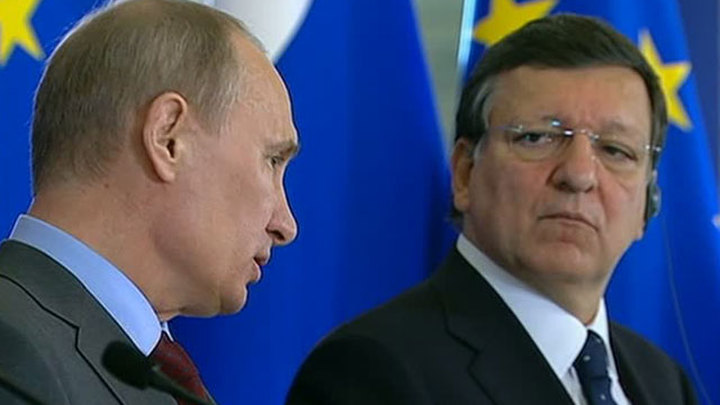 Саммит Россия-Евросоюз: визы, евро, нефть, ВТО и оптимизм