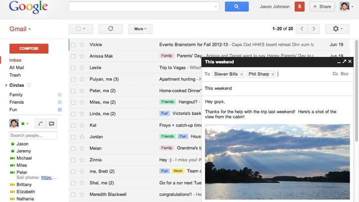 """По следам Mail.ru и """"Яндекс"""": в Сеть выложили пароли пользователей Gmail"""