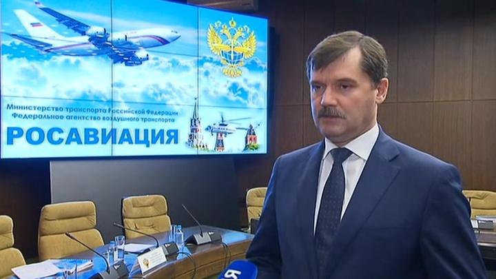 Росавиация намерена запретить регистрацию российских самолетов за рубежом