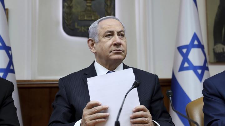 Нетаньяху пообещал сделать все для восстановления порядка