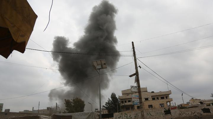 Боевики обстреляли грузовик сирийской армии. Есть жертвы