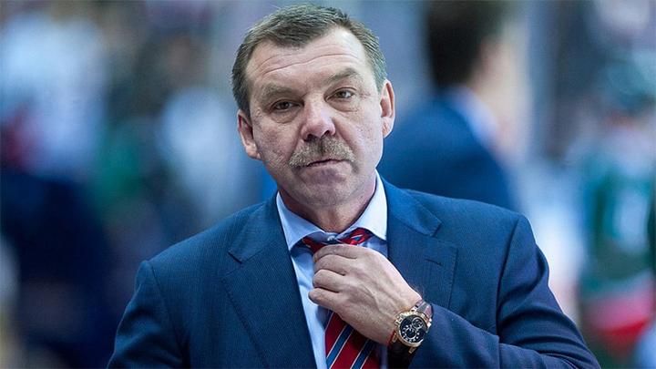 Инсайдеры: Знарок войдет в штаб хоккейной сборной России