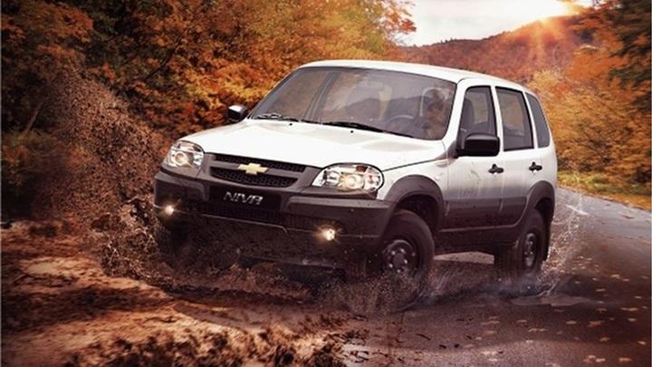 Стартовали продажи автомобилей Niva под маркой Lada