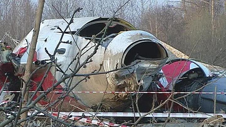 Польша заявила, что тротил в Ту-154 Качиньского заложили во время ремонта в России