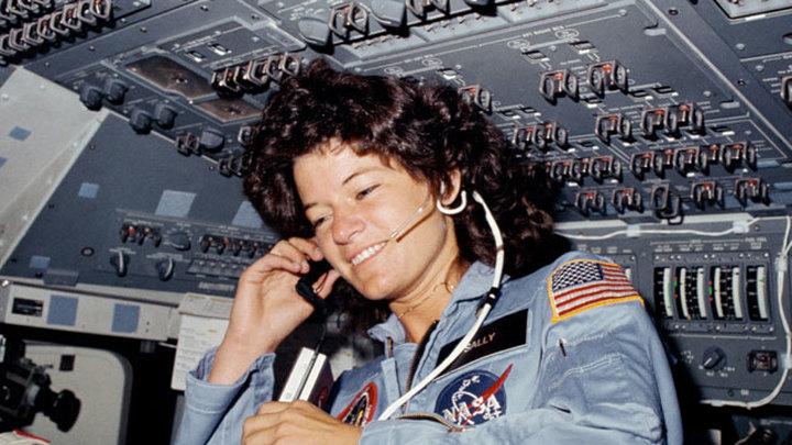 It's a man's space: для чего раньше предназначались женщины в космосе