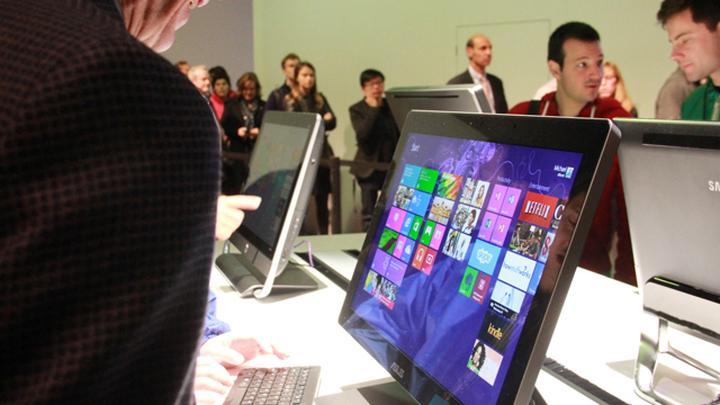 Microsoft продала 4 миллиона копий Windows 8 за три дня