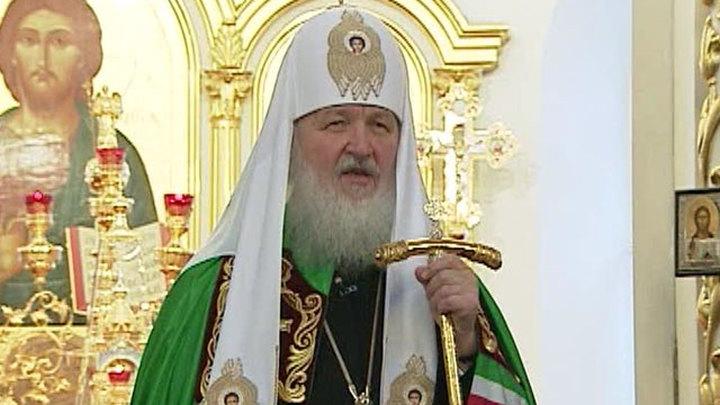 Патриарх Кирилл поздравил католиков и протестантов с Рождеством
