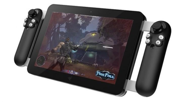 Сверхмощный игровой планшет запустят в производство